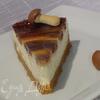 Сливочный тарт с карамелью