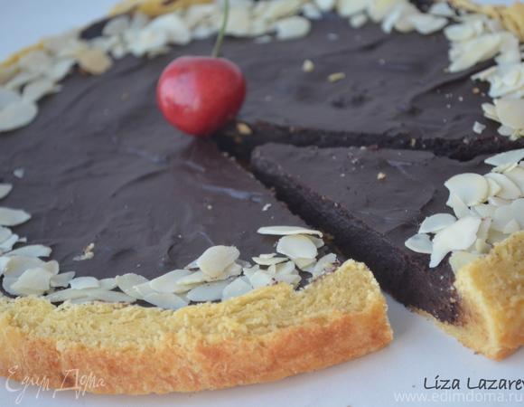 """Шоколадный тарт """"Франш-Конте"""""""