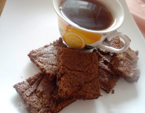 Шоколадное печенье с Флёр-де-Сель от Пьера Эрме