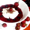 Мороженое в ягодном раю