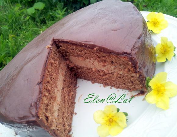 торт шоколадный по госту рецепт
