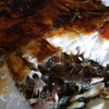 пеленгас с розмарином на углях