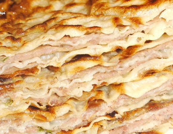 китайские булочки с мясом рецепт