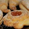 Творожное печенье