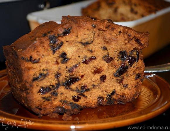 Фруктовый кекс на стауте (Fruit and Stout Cake )