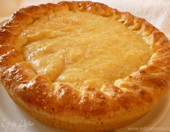 Назад в ссср: Пирог с ливером