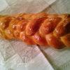 """Творожный хлеб """"Плетенка"""""""