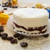 Пирожное «Черно-белое наслаждение»