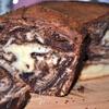 Мраморный пирог с шоколадом от Поля Бокюза