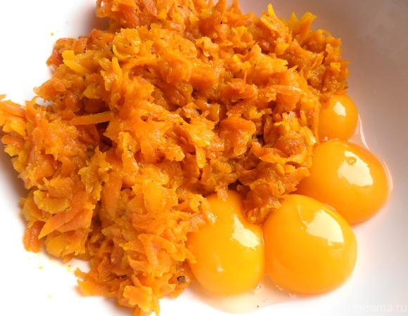 Овощной рулет-закуска (без муки!)