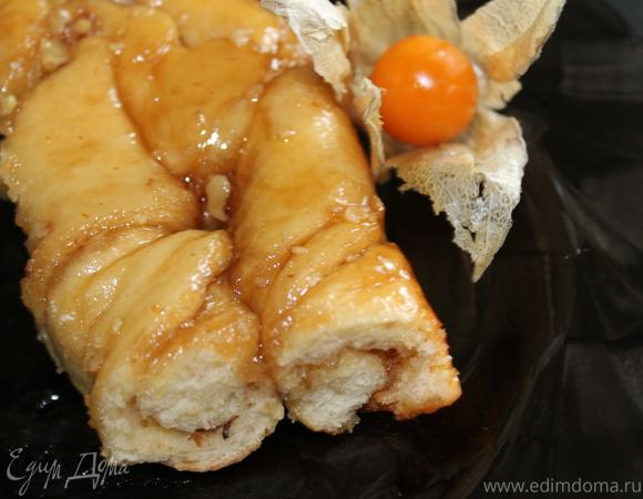 Косички с медом