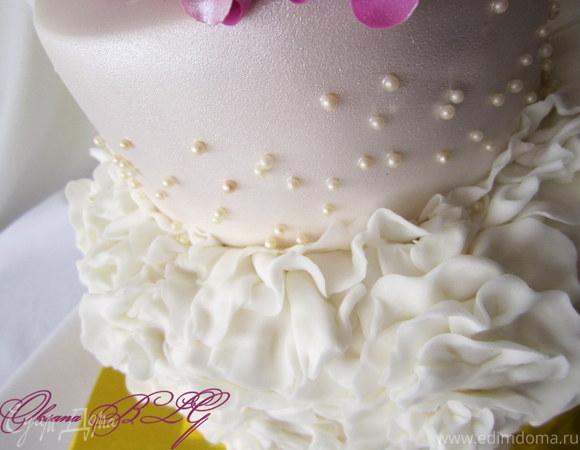 """Торт """"Небесная нежность"""""""