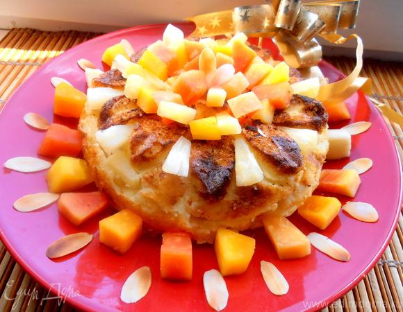 Гурьевская каша - русский деликатес