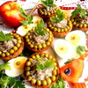 Форшмак в хлебных корзиночках для Анечки (Strelec)