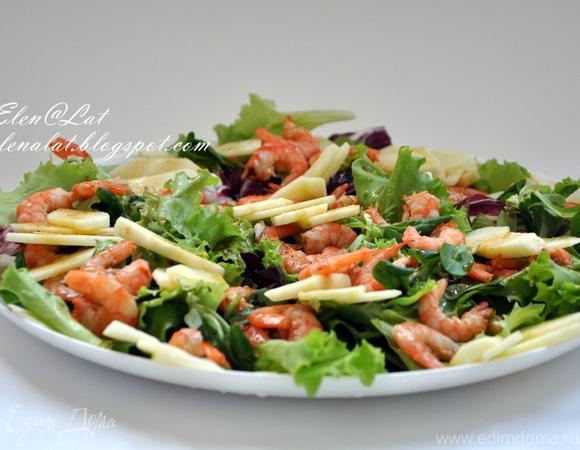 Салат греческий с соевым соусом рецепты с