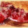 Вишнево-ягодный клафути