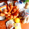 """Торт из молодой морковки (""""Новый урожай"""")"""