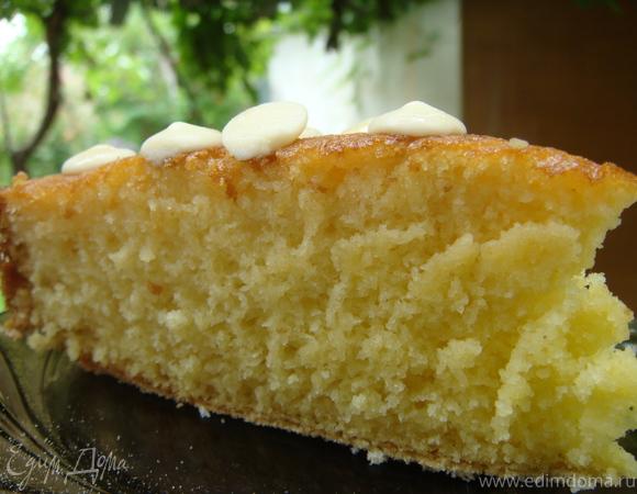 """Торт-пирог """"Бусина"""""""