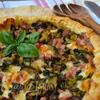 Сельский средиземноморский пирог (Torta Salata Rustica)