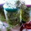 """Огуречный салат на зиму """"Латгальский""""(""""Latgales"""")"""