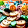 Картофельные смайлики для настроения и перекуса