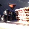 Шоколадно-ореховый вафельный торт