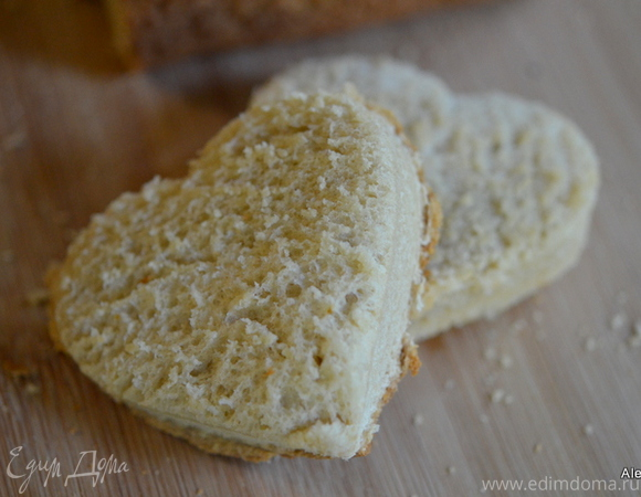 Сладкий хлеб капучино