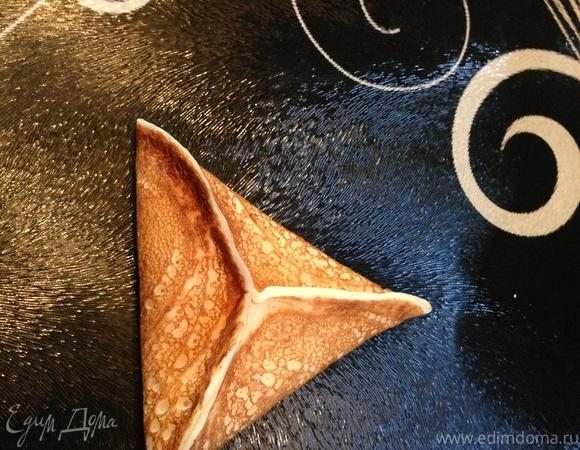 Арабские блинчики с заварным кремом (Катайеф / Qatayef)