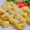 Картофельные ньокки с сыром Джюгас