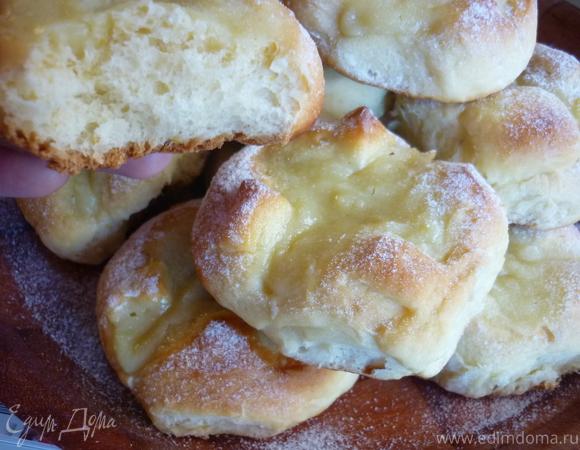 Венецианские булочки от Паолетты