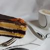 Пудинговый торт