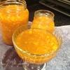Варенье из мандаринов и хурмы