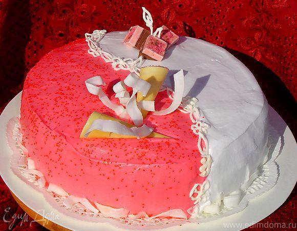 """Торт """"Красный Вельвет"""""""