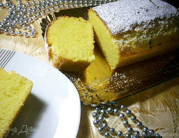 Масляный кекс