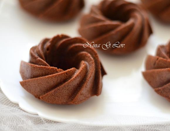 Шоколадные маффины