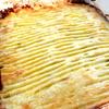 Картофельная запеканка с сельдереем и фаршем