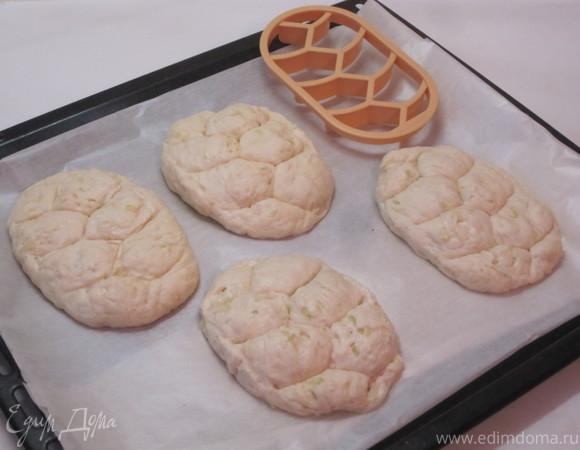 Капустные булочки