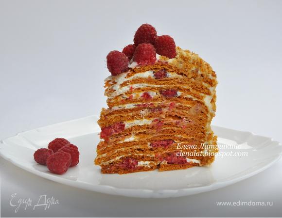 Торт медовик видео рецепт от юлии высоцкой