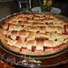 Клубнично-ревеневый пирог (Strawberry Rhubarb Pie)