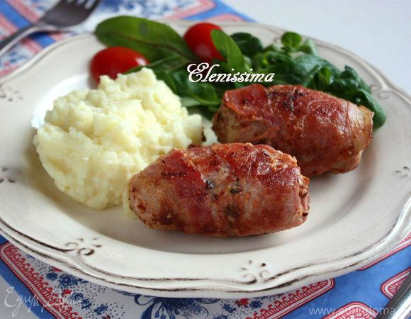 Голландские мясные рулетики (Slavinken)