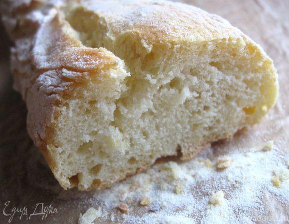 Стирато (Stirato), хлеб «От самого ленивого ученика пекаря»