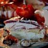 Клубничный торт-Шарлотт