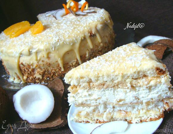 Торт миланский фото 3