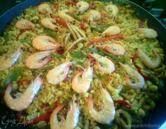 Паэлья (Paella Española)