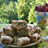 Пирог с брокколи и горбушей