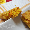 Морковно-овсяное постное печенье с имбирем