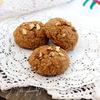 Печенье постное «Овсяное»