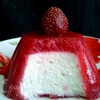 Творожный десерт «В красном»
