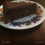 Шоколадный торт на сметане с какао