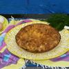 Чучу. Азербайджанский омлет с зеленью
